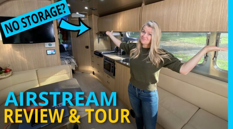 Airstream Tour: Brutally Honest Review of our Flying Cloud Bunk RV
