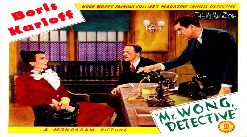 Mr.  Wong, Detective 1938 — A Mystery / Crime Movie Full Movie