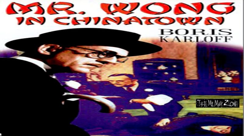 Mr.  Wong in Chinatown 1939 — A Mystery / Crime Movie Full Movie