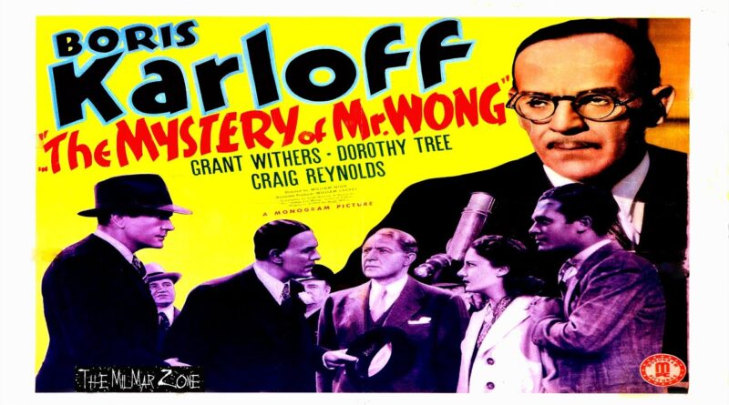 The Mystery of Mr  Wong 1939 — A Mystery / Crime Movie Full Movie