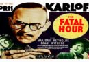 The Fatal Hour 1940 — A Mystery / Crime Movie Full Movie