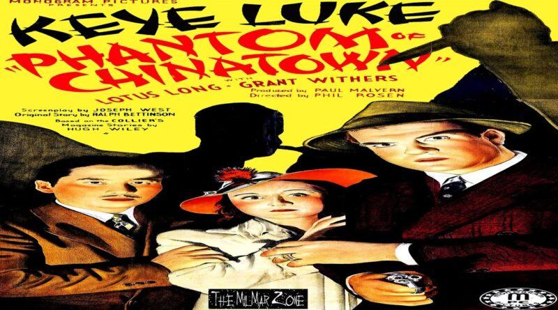 Phantom of Chinatown 1940 — A Mystery / Crime Movie Full Movie