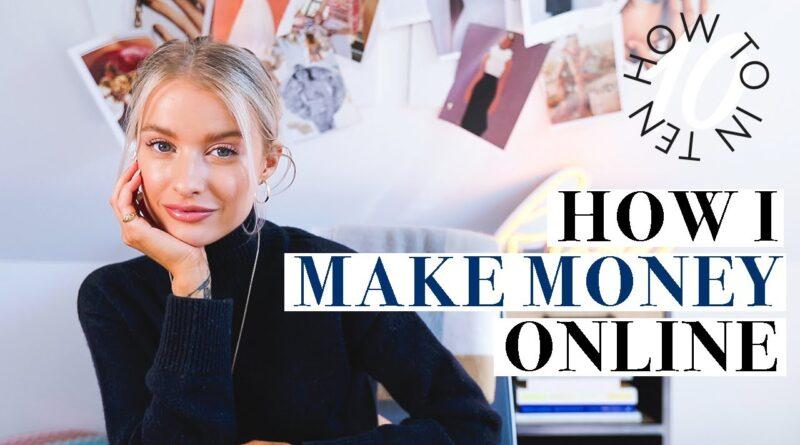 HOW INFLUENCERS MAKE MONEY ONLINE