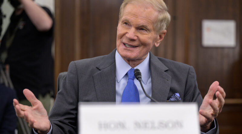 Statements on Bill Nelson's Senate Confirmation as NASA Administrator
