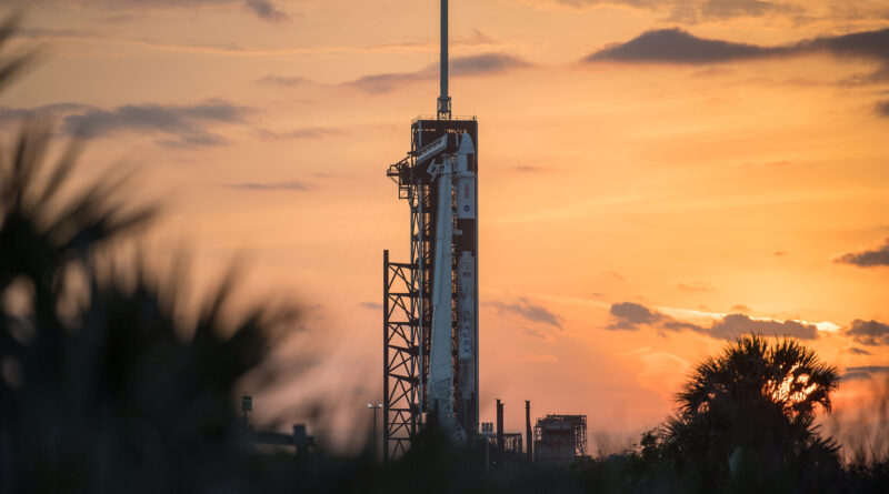 NASA Updates Launch Date, TV Coverage for Agency's SpaceX Crew-2 Mission
