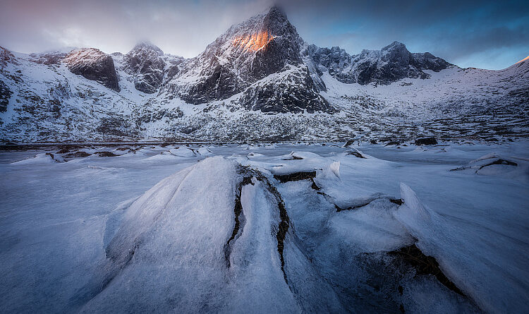 The Best ISO for Landscape Photography (In Every Situation)
