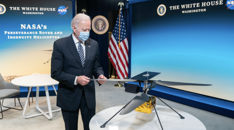 Biden-Harris Administration Shows Strong Support for NASA in First 100 Days