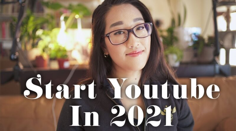 Why You Should Start A Youtube Channel in 2021 ($$$ Advice)