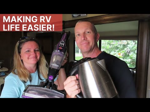 12 Accessories For Any RV! | Our MUST HAVE Accessories For Full Time RV Living