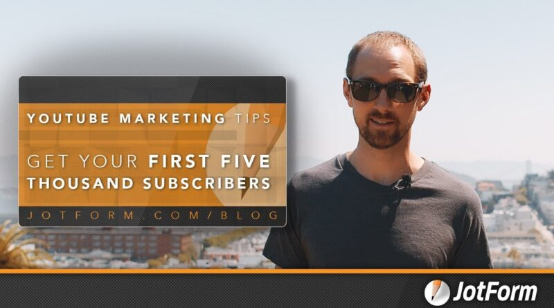 YouTube Marketing Tips: How to Get More Subscribers