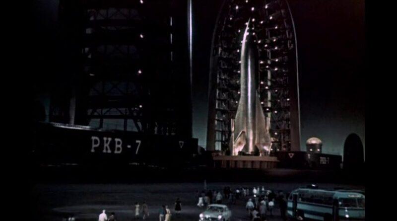 Battle Beyond The Sun (1962) sci fi movie