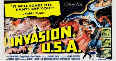 Invasion, USA 1952  — A Sci-fi / Horror  Movie Trailer