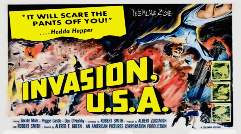 Invasion, USA 1952  — A Sci-fi / Horror  Movie Trailer