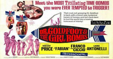 Dr. Goldfoot and the Girl Bombs 1966  — A Comedy / Horror  Movie Trailer