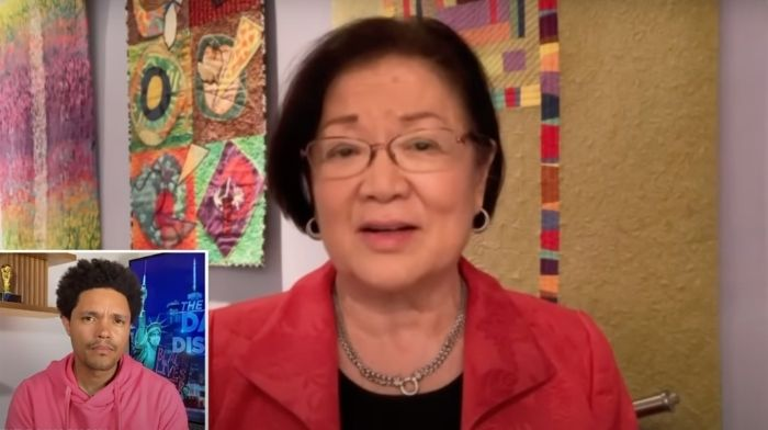 Dem. Rep. Hirono Exposes Herself As Hypocrite On Filibuster – Admits She Supported It But It's 'A Vestige Of The Jim Crow Days'