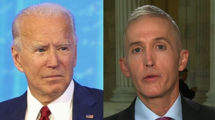 Trey Gowdy Says U.S. Will Likely 'Be Drawn Back Into Conflict' In Afghanistan