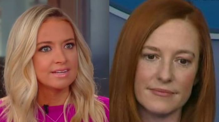 Kayleigh McEnany Nails Jen Psaki For Admitting She's Told Biden To Avoid Questions – 'Broadcasting WH Strategy'