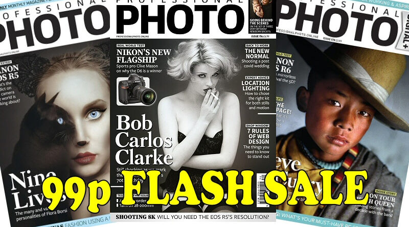 99p Flash Sale on digital issues this weekend!