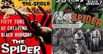 Earth vs The Spider (1958)  Classic Horror Movie