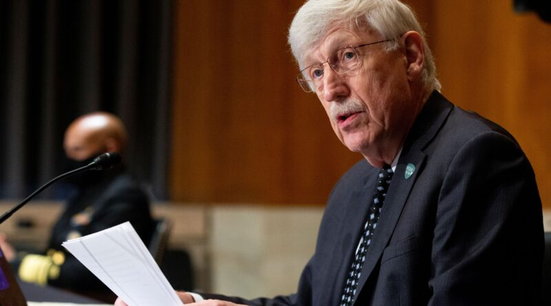 NIH director doesn't rule out that virus could have leaked from lab