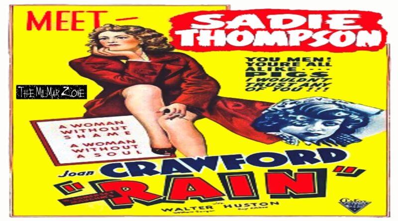 Rain (1932) — Drama / Crime Movie Full Movie