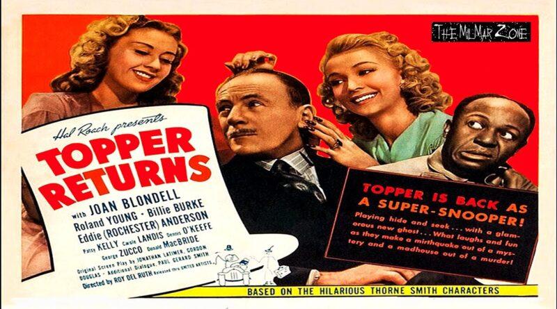 Topper Return (1941)  A Comedy / Crime Movie Full Length Movie