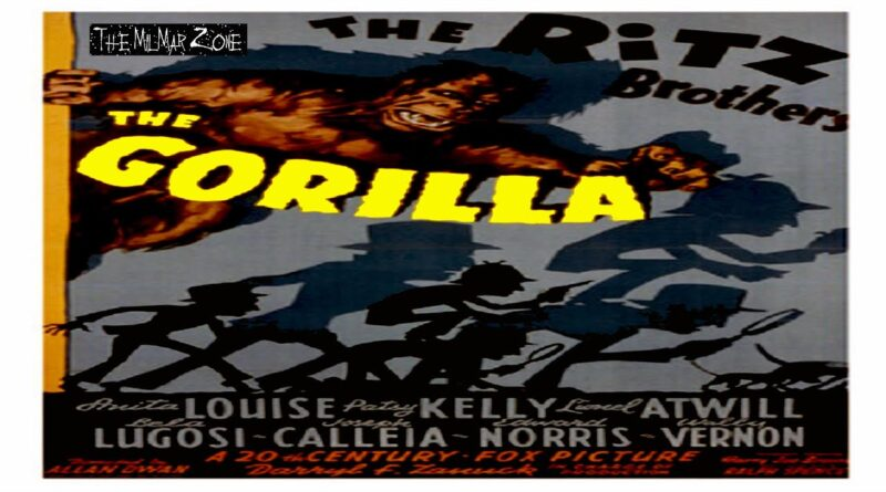 The Gorilla 1939 Comedy / Crime Movie Full Length Movie