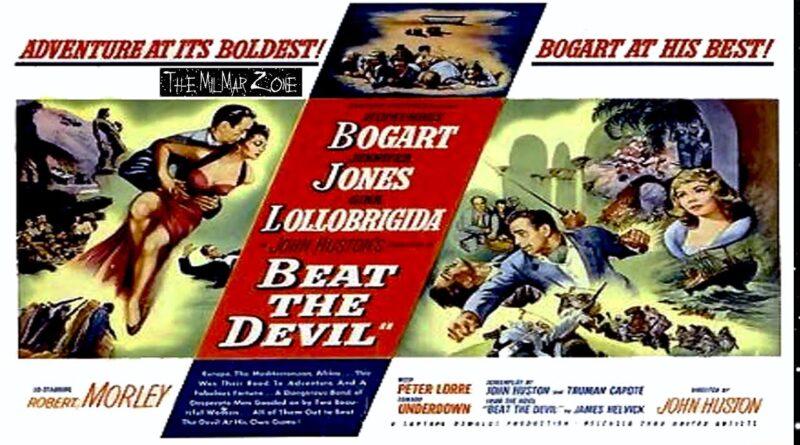 Beat the Devil 1953 Full Movie No Sub