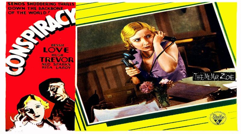 CONSPIRACY 1930 — A Mystery / Crime Movie Full Length Movie
