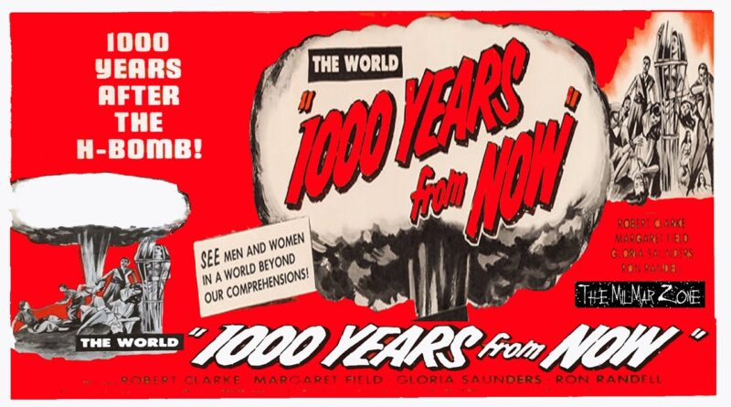 1000 Year from Now!  The Year 3000 AD (1953) Horror / Sci-fi Movie Full Length Movie
