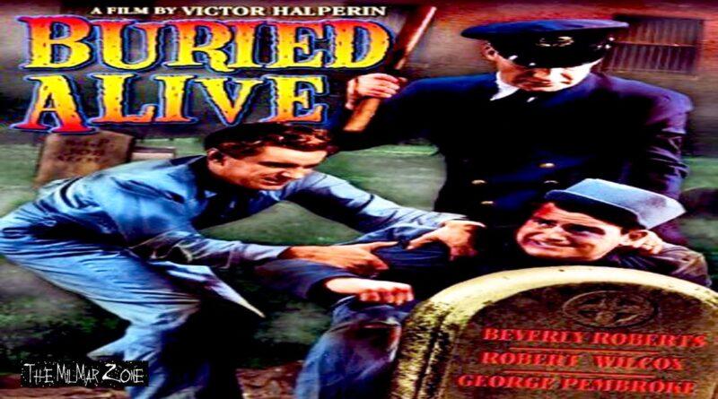 Buried Alive 1939 Full Movie No Sub