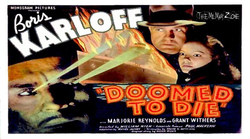 Doomed To Die (1940) — Mystery / Crime Movie Full Length Movie