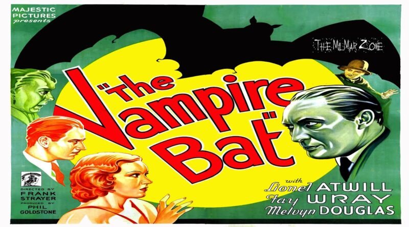 The Vampire Bat (1933)  — Drama/ Horror Movie Full Length Movie