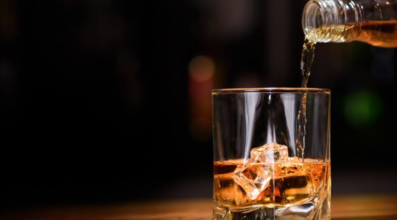 Liquor Store Sales Rose During Pandemic