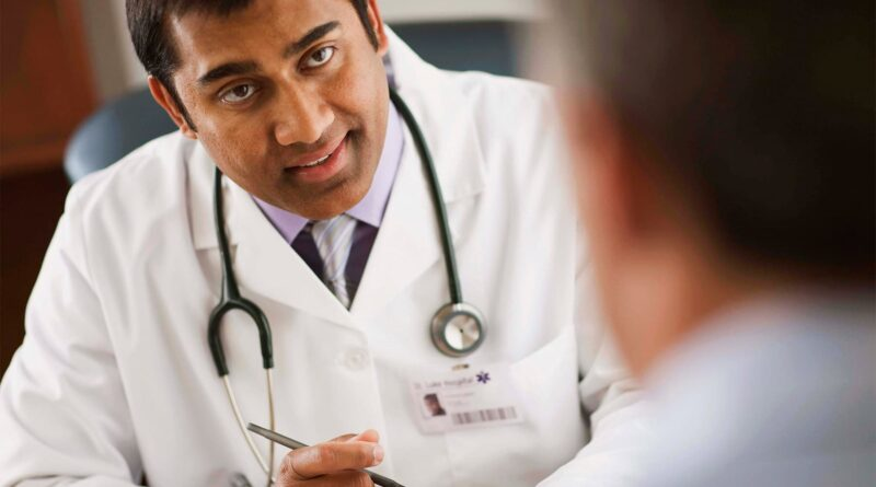 Enlarged Prostate Doesn't Raise a Man's Odds for Cancer