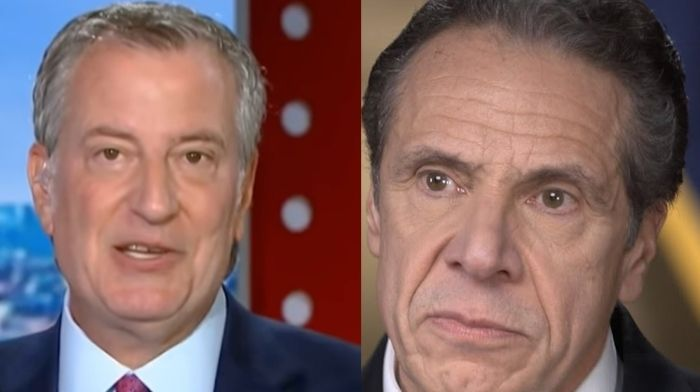 Giddy NYC Mayor de Blasio Celebrates 'Disgraced' Cuomo Stepping Down – 'We're Turning A New Page Now'