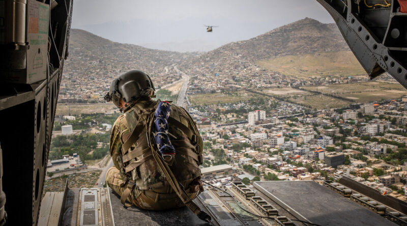Why President Biden Saw No Middle Ground in Afghanistan