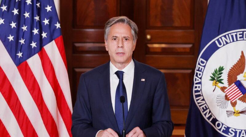 Blinken Says American Diplomats Have Left Kabul