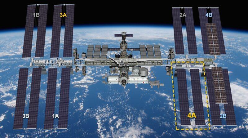 Update: NASA Spacewalk Briefing to Highlight New Solar Array Installation