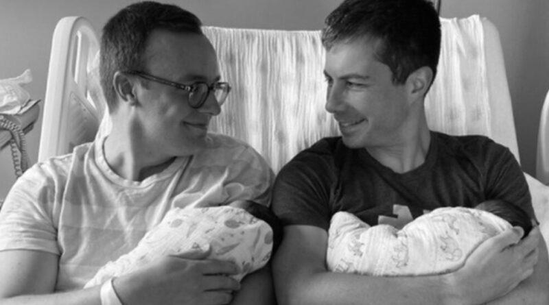 Pete and Chasten Buttigieg Welcome 2 Children to Their Family