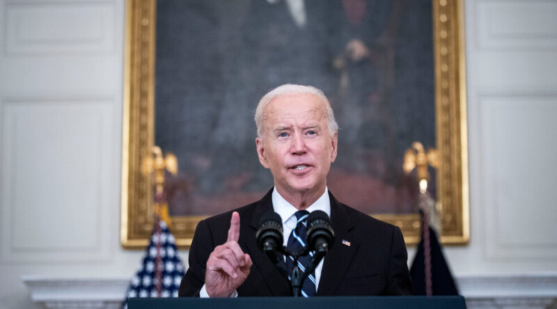 Biden Speaks With Xi Amid Low Point in U.S.-China Relations