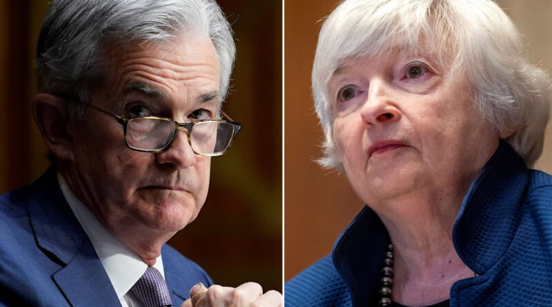 Watch Powell and Yellen speak live to Senate panel on Covid relief efforts