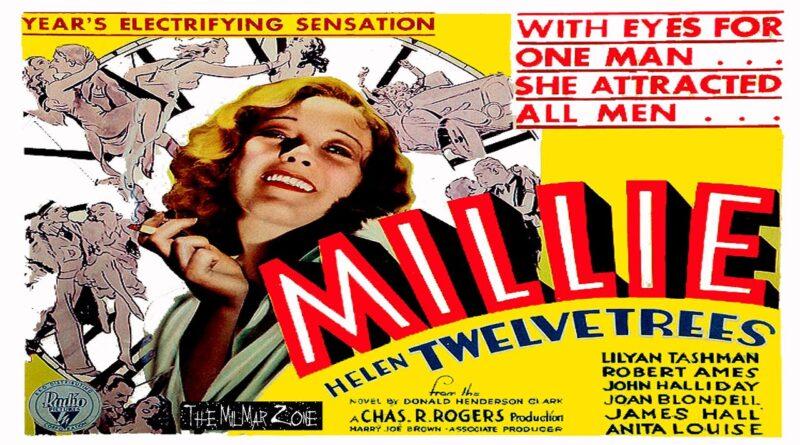Millie (1931) — Romance / Drama Movie Full Length Movie