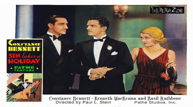 Sin Takes a Holiday (1930) — Comedy / Romance Movie Full Length Movie