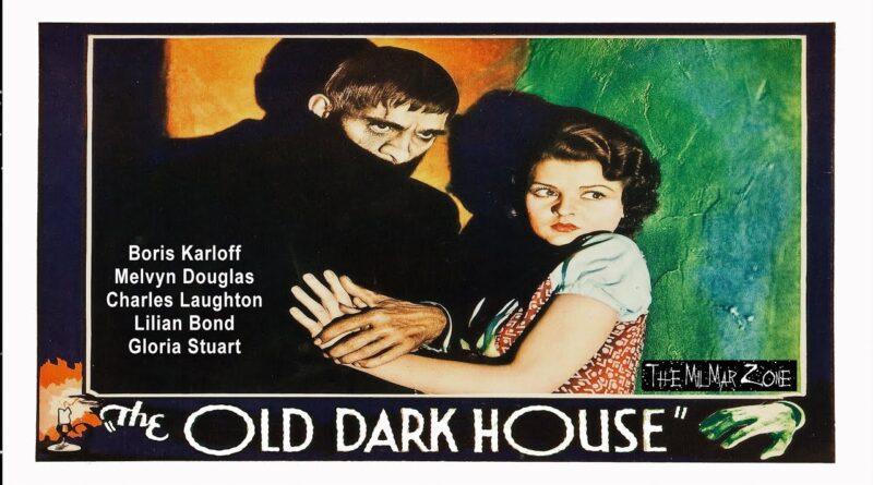 The Old Dark House (1932) — Comedy / Horror Movie Full Length Movie