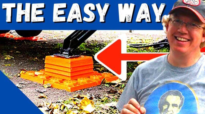 Level Your RV Made Easy | RV Tips for Beginners | Getting Out RV Episode 16