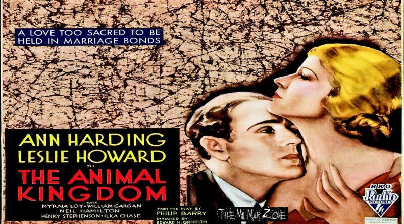 The Animal Kingdom(1932) — Comedy / Drama Movie Full Length Movie