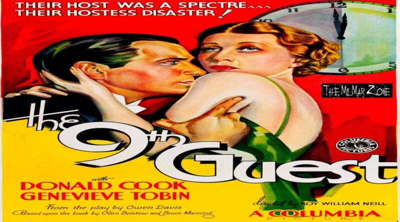 The Ninth Guest (1934) — Drama / Horror Movie Full Length Movie