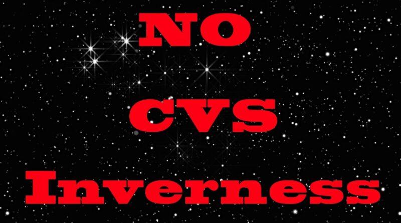 No CVS Inverness, FL Warning!