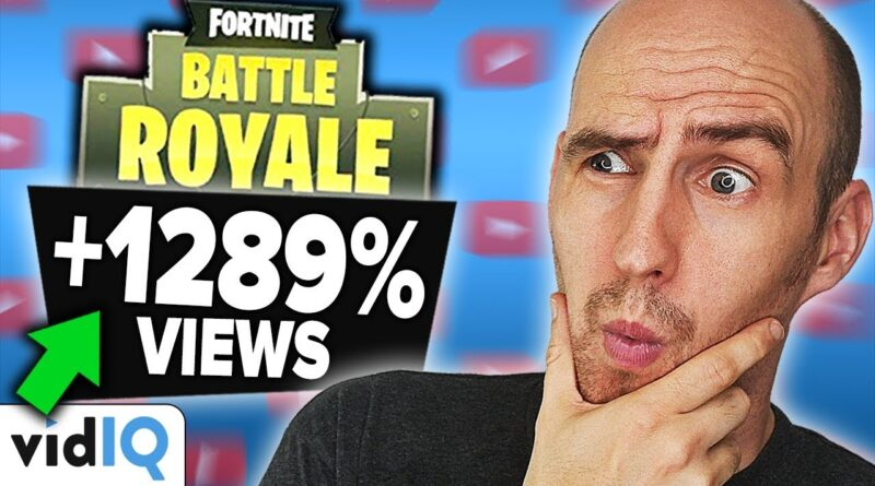 How to Start a Fortnite Channel and Grow 1000% in Two Weeks!